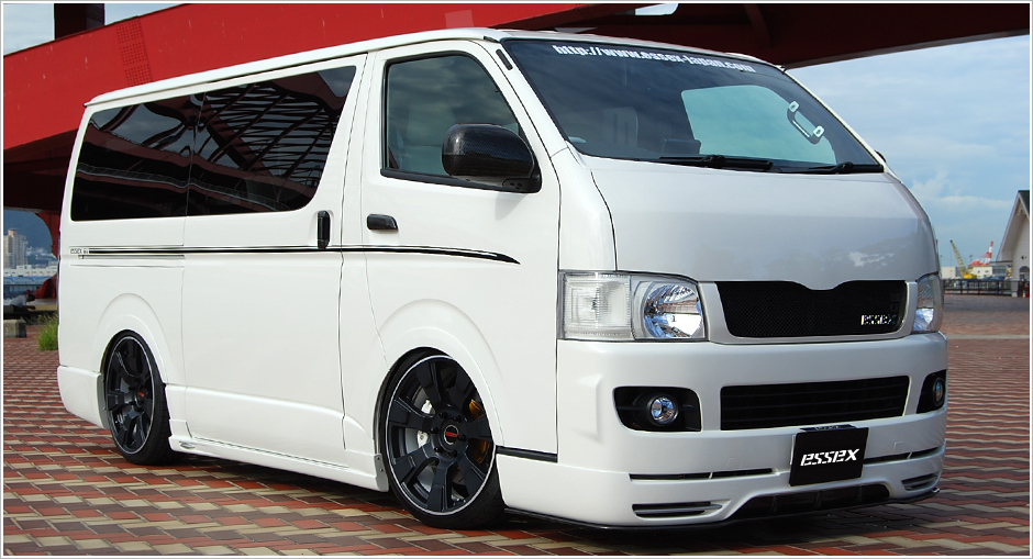 NARROW BODY TYPE1&2 for FRONT